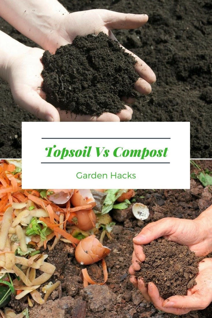 Can you replace compost with topsoil? What are the factors that differentiate topsoil vs. compost? Let's figure it all out and see how topsoil and compost can be put to good use when gardening. #topsoil #compost #topsoilvscompost #agreenhand