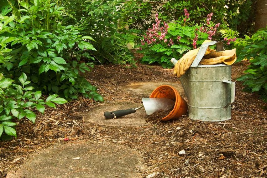 how to fix clay soil