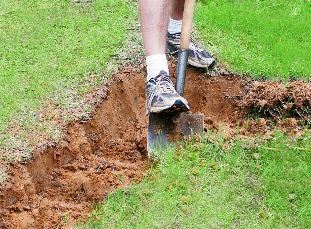 how to improve clay soil drainage