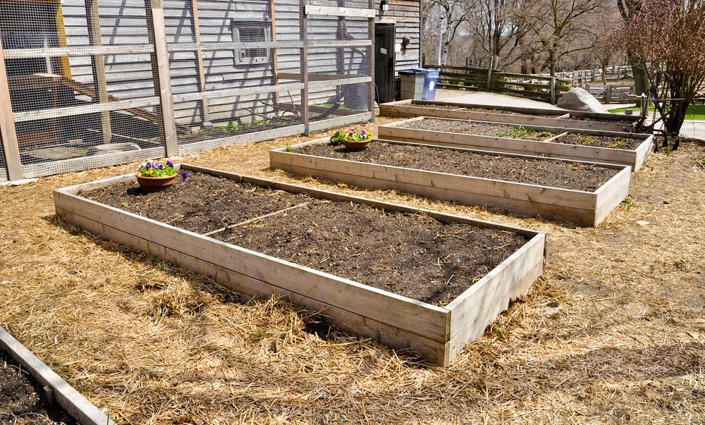 Raised Bed Soil Calculator