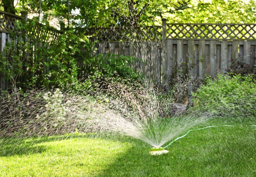 Best Sprinkler Pump