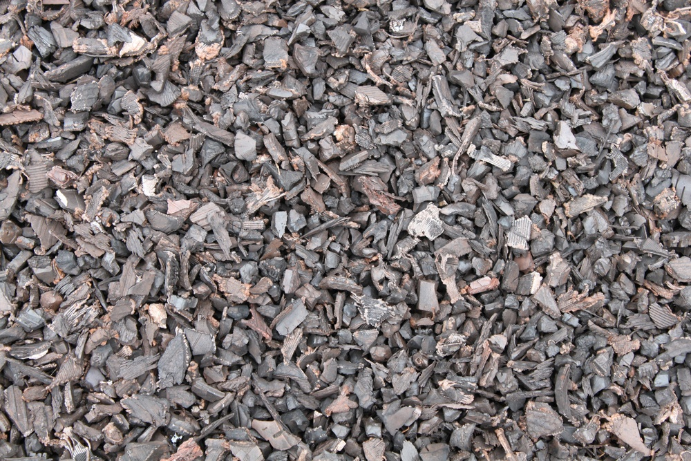 Rubber Bark Chips ~ Best mulch for children s playground a green hand