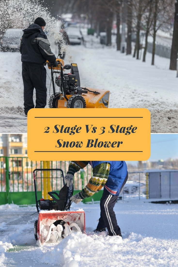 2 Stage Vs 3 Stage Snow Blower