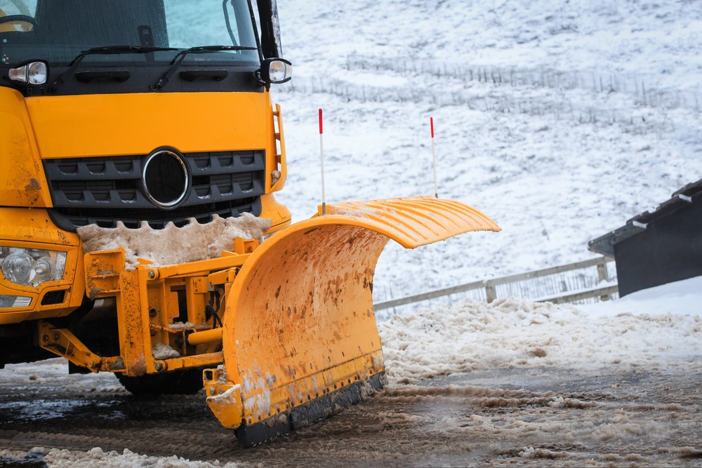 How To Have A Homemade Snow Plow - A