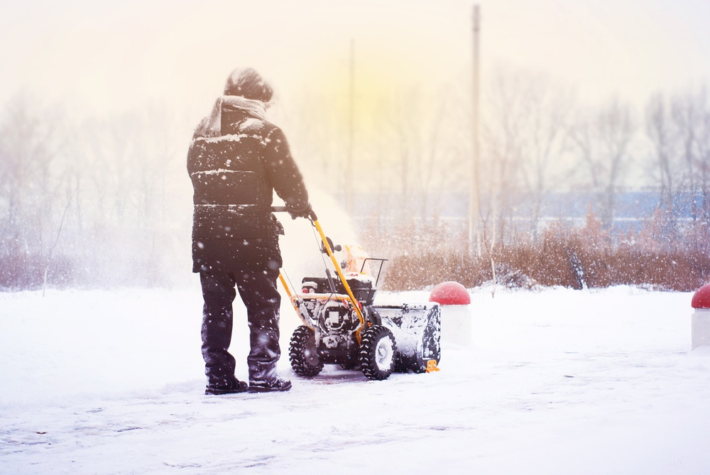 best 2 stage snow blower under $1000
