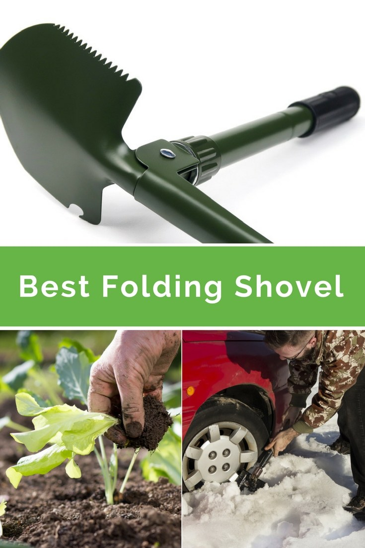 best folding shovel