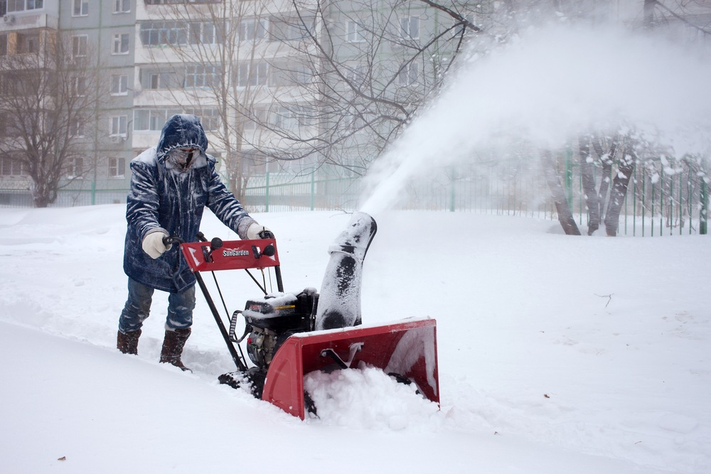 Snowblower Auger Not Turning
