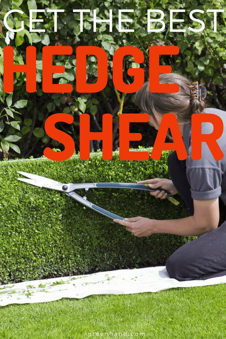 It can be a tedious job to shear hedges with your hand. It can be more difficult if you are not using the right hedge shear for your task. The best hedge shears are available in varied sizes and designs. Knowing which type of hedge shear to use will make things a lot easier.