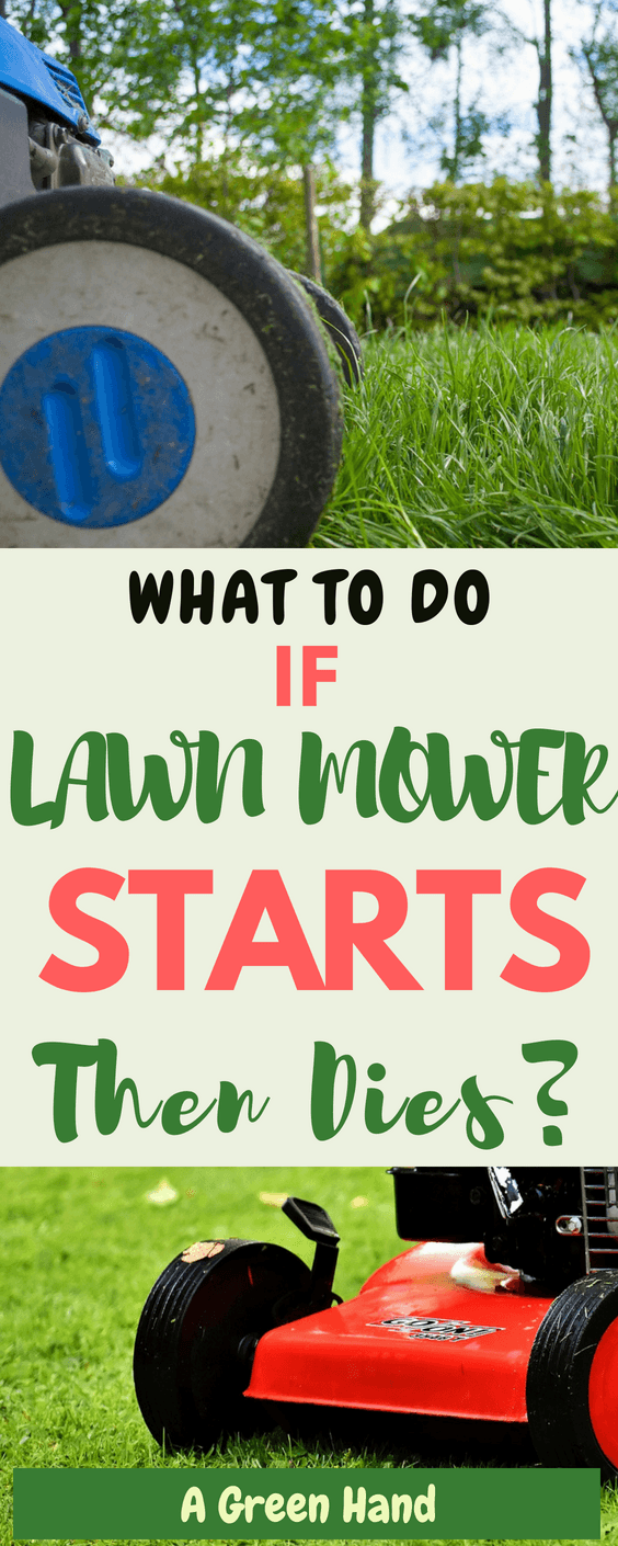 For some, lawn mowing can be a stress reliever, a way to just focus on the greens and let the time pass by. But for some, this activity can be a dreaded task, more so when the lawn mower starts then dies suddenly. Here are the usual causes along with the way to fix and maintenance you can try.