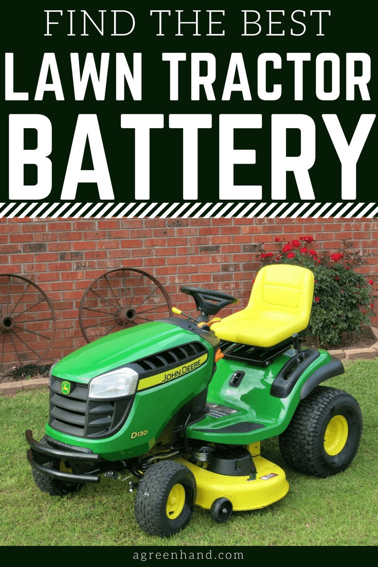 Instead of immediately buying a brand new lawn tractor, you should consider looking for a good battery replacement. Here, we take a look at the best lawn tractor battery to buy.