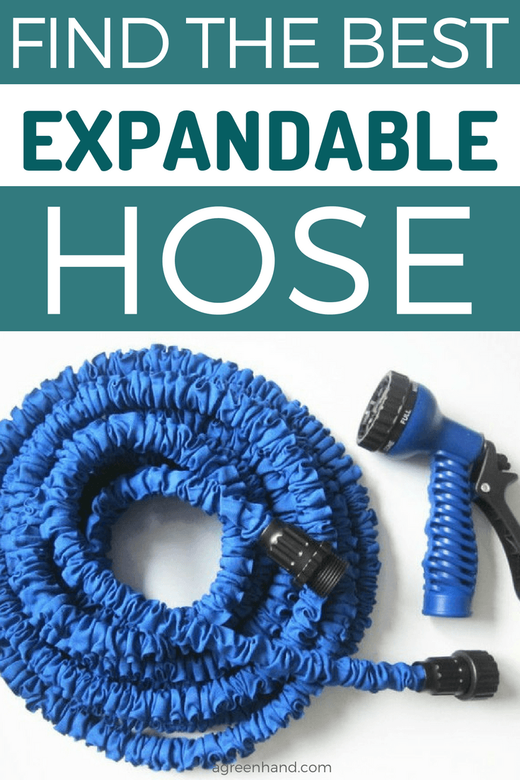 Choosing the best expandable hose can be a tricky task. Here are what you need to look for to ensure the best one for your money.