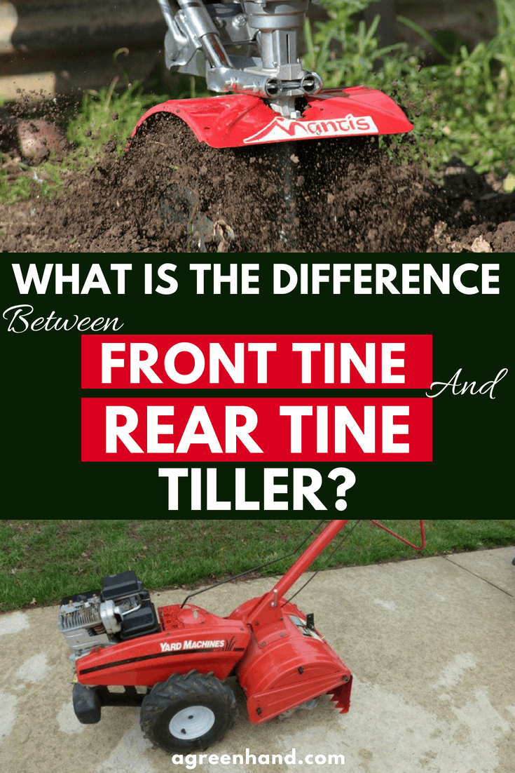 You've probably gone to the store and found out that there are two types of tiller. One is called the front-tine tiller and the other is the rear-tine tiller. ​So how to distinguish the initial from the latter? Is there any difference between them? Let's find out below.