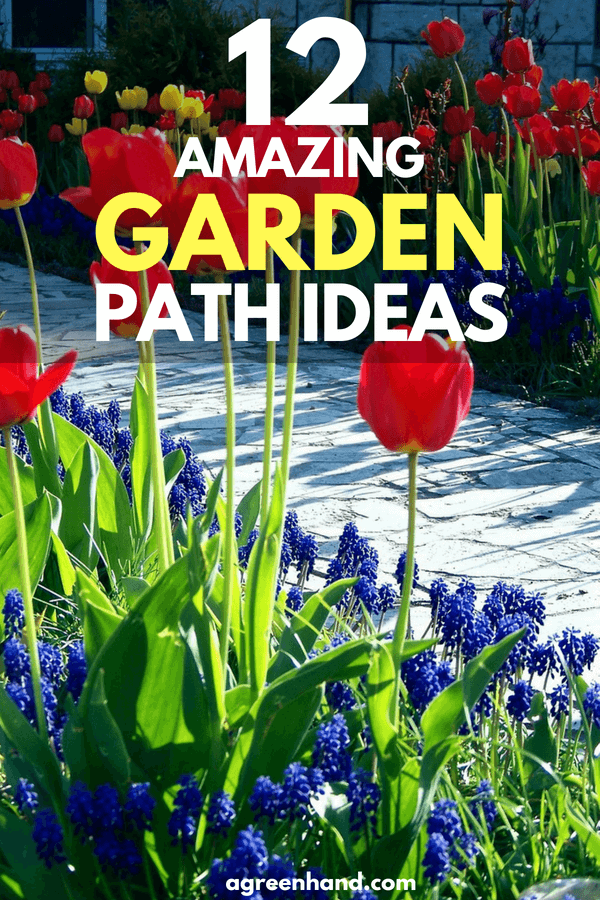 There are many forms a path can take, and we've prepared some amazing garden path ideas for you.