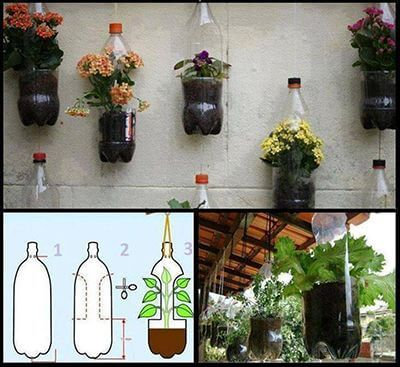 Plastic bottle recycle
