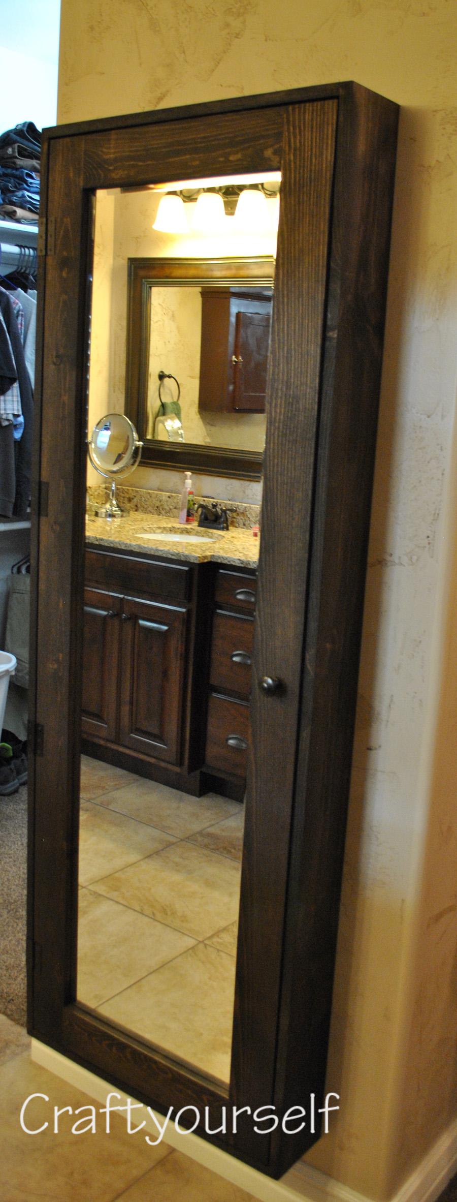 31 Clever DIY Bathroom Storage Ideas - A Green Hand