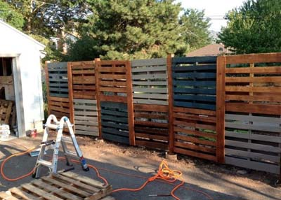 DIY Garden Fence Ideas