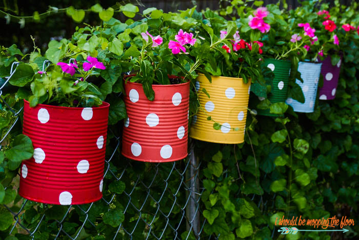 DIY Garden Pot Ideas