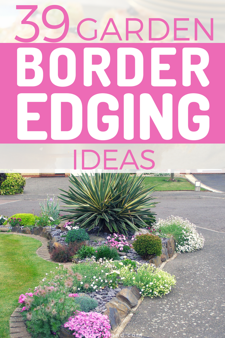 Garden Border Edging Ideas