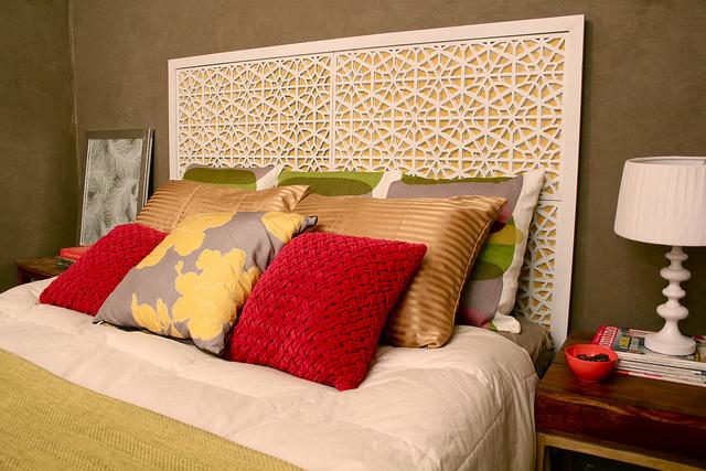 37 DIY Headboard Ideas For Your Bedroom Decoration