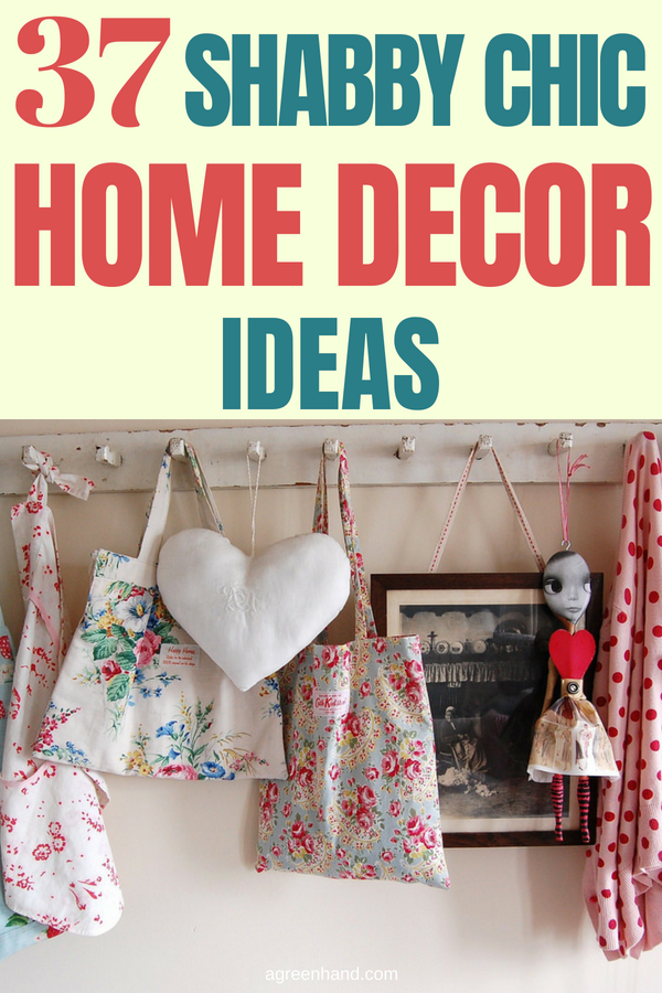 Shabby Chic Home Decor Ideas