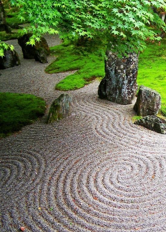 Zen Garden Idea