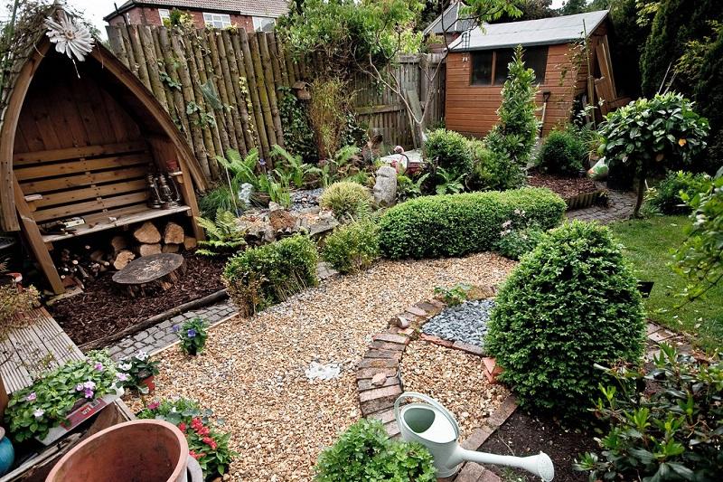 Gascony Garden
