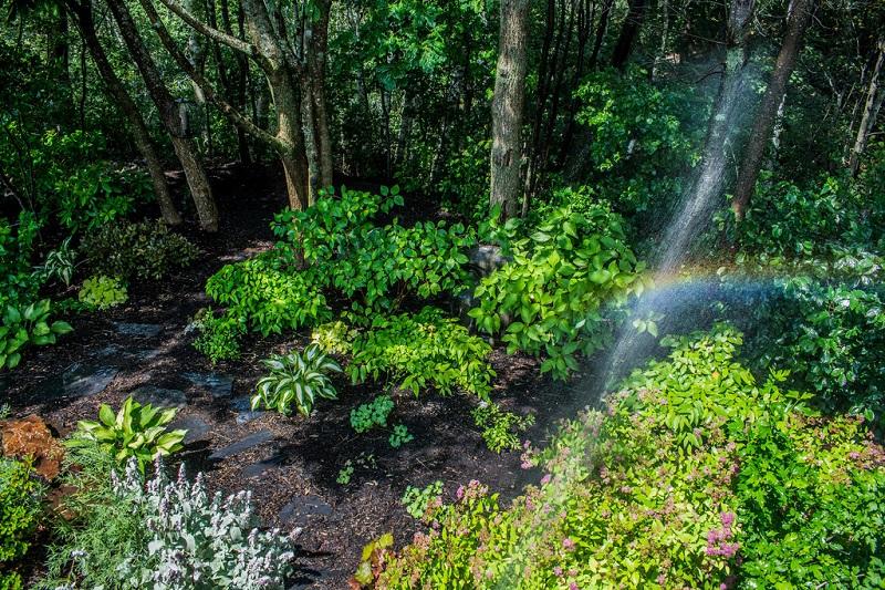 benefits of irrigation system