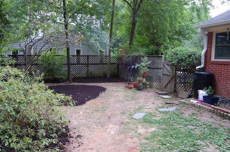 benefits of mulch