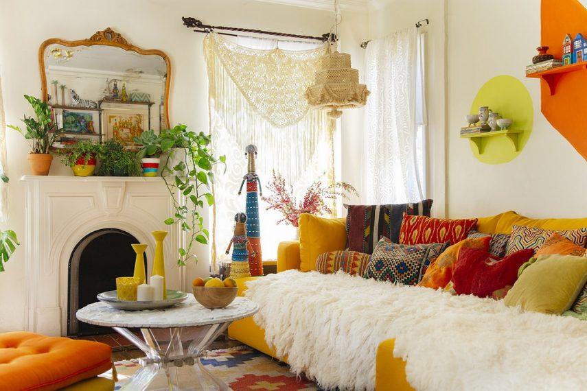 Bohemian Chic Interiors