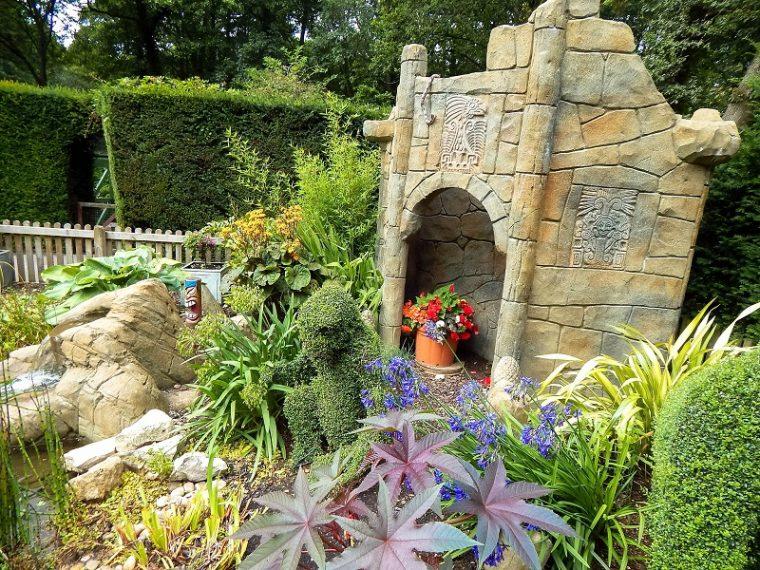 Creating A Theme Garden