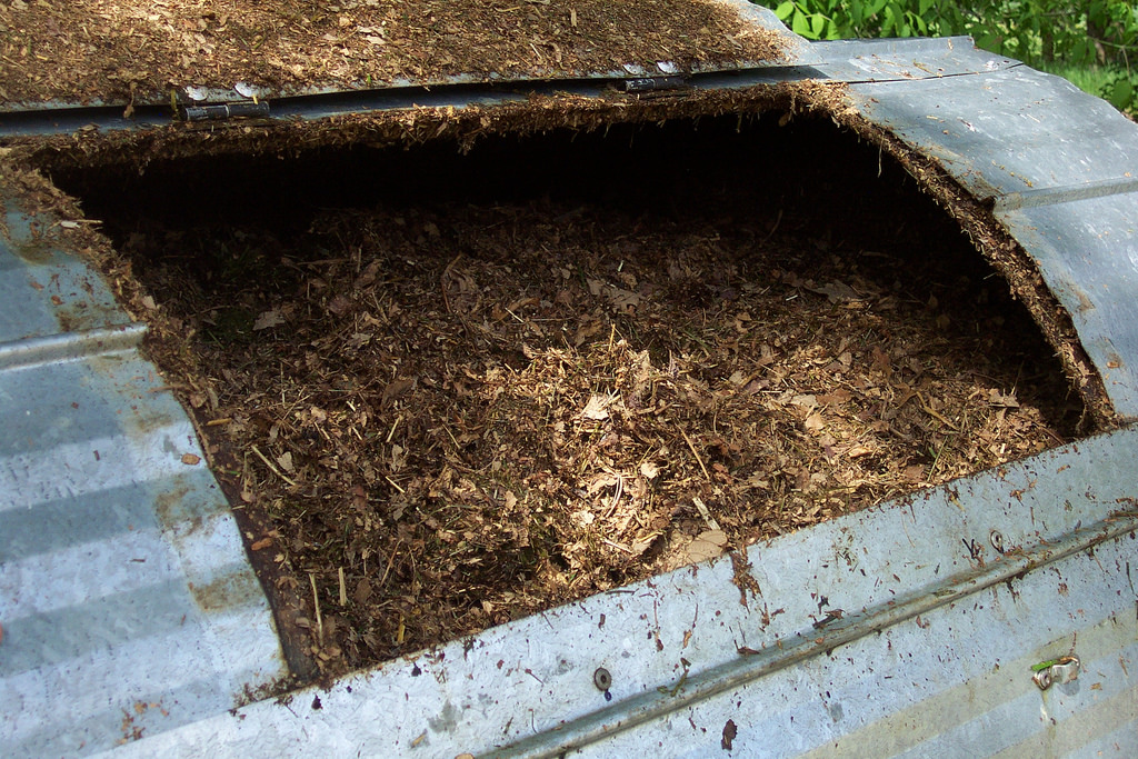 composting branches