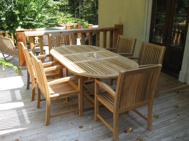 Teak Outdoor Garden Furniture