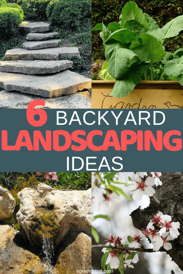 Here are a few backyard landscaping ideas that will make any homeowner happy.
