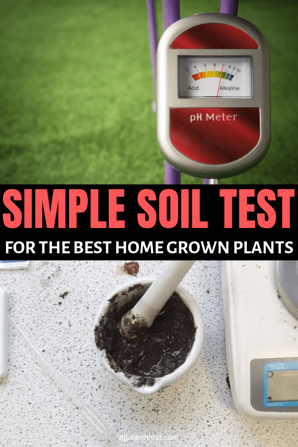 Simple Soil Test