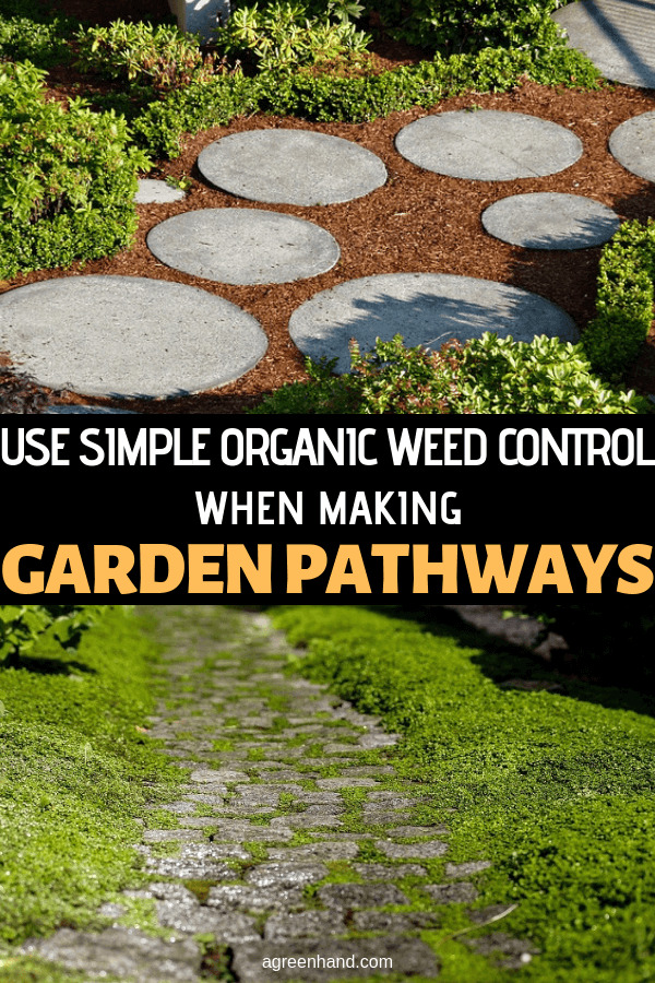 Control Weeds From the Start in Garden Paths