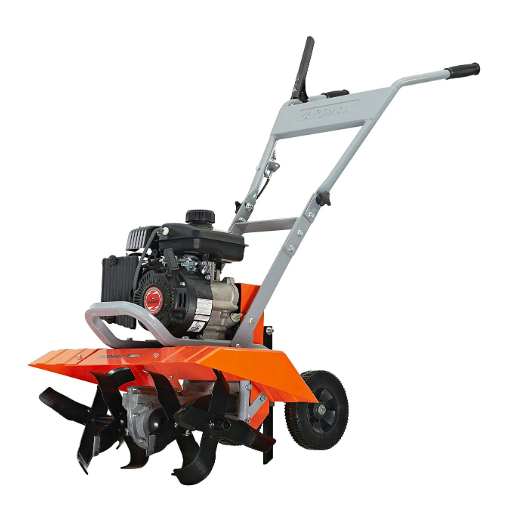YARDMAX YT5328 Compact Front Tine Tiller, 79cc